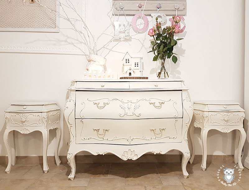 Tutorial Pittura Shabby Chic : Shabby chic life shop